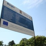 Panou fonduri europene